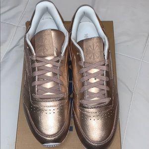 Reebok Sneakers Rose Gold